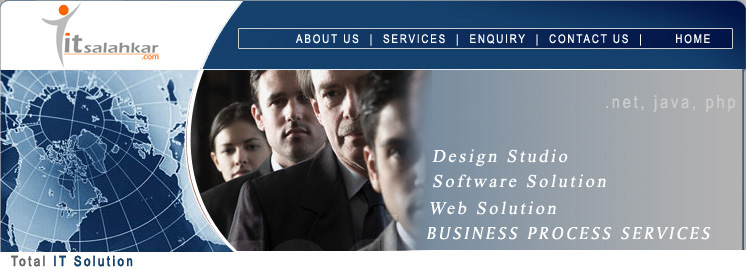 Internet and Web solutions, Web Design and Development, SEO - Search Engine Optimisation, .Net and PHP Development, Ahmedabad, India - ITsalahkar.com